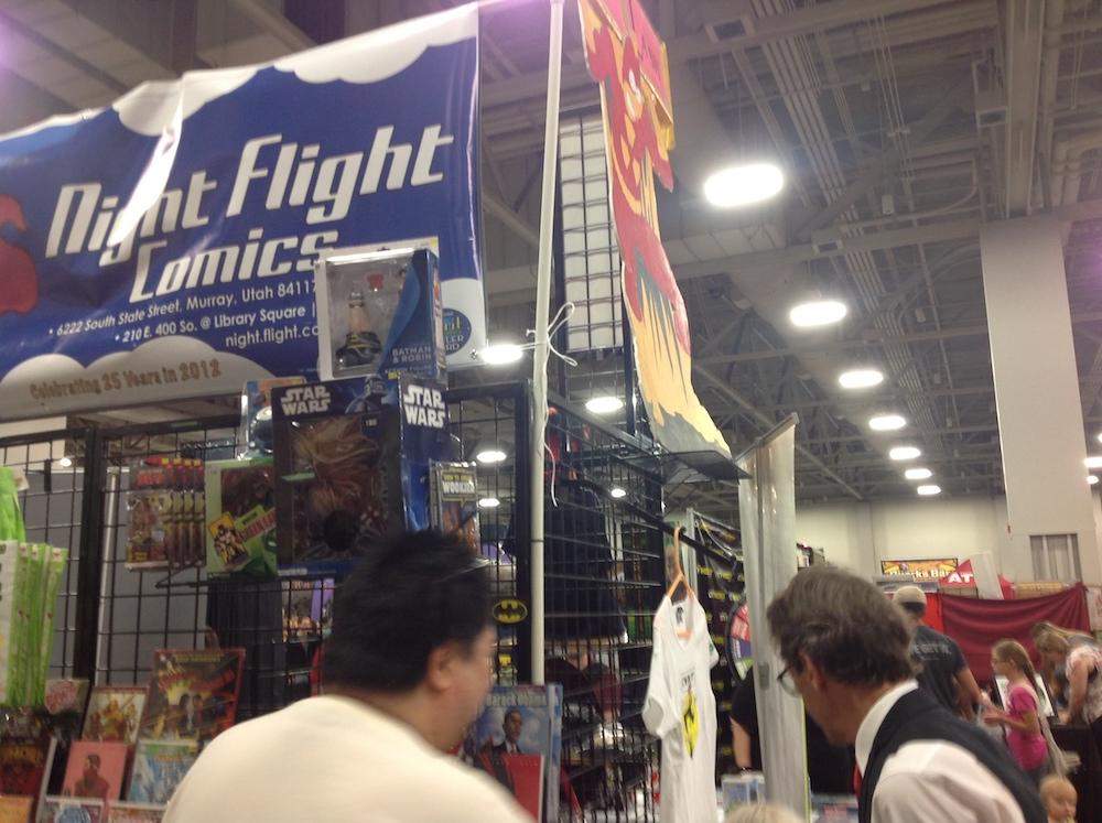 Batton Lash • Night Flight Comics