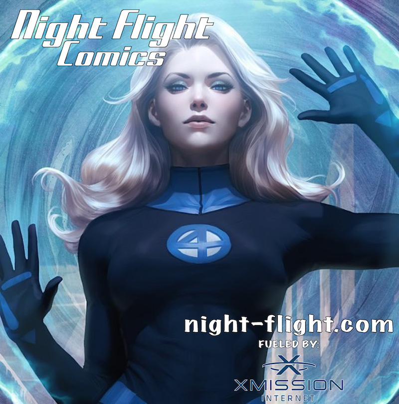 Night Flight Comics