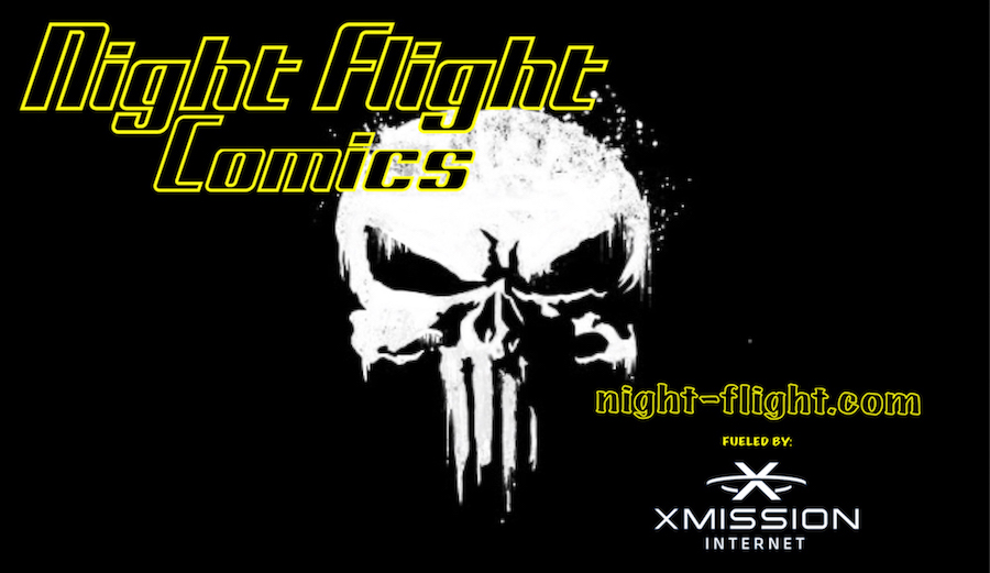 Night Flight Comics • The Punisher